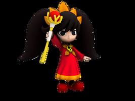 Ashley (Super Smash Bros. Wii U) Download