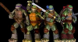 Teenage Mutant Ninja Turtles Pack DL