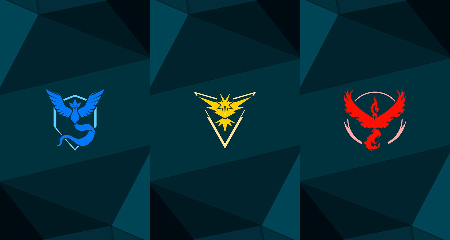 Pokemon Go Teams Wallpaper Pack By Malexer On Deviantart