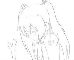 miku and kaito animation
