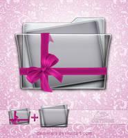 Folder icon .1 by demeters