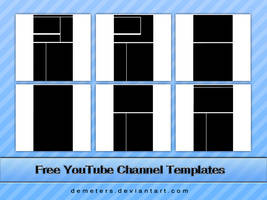 Free YouTube Channel Template