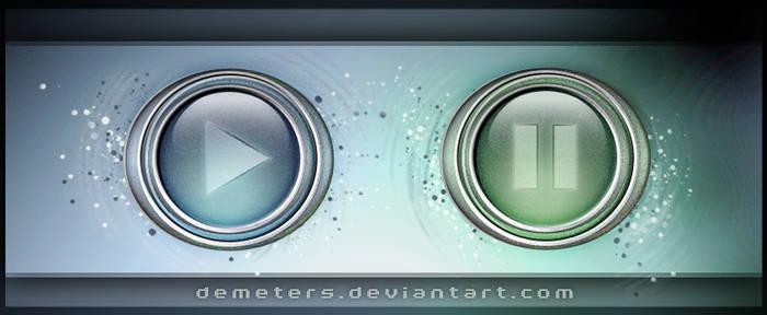 Orb button