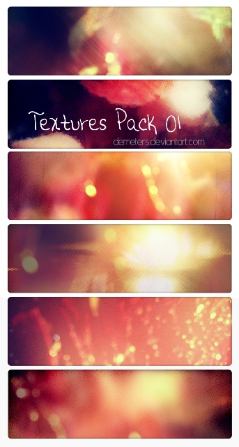 Textures Pack 01 by demeters