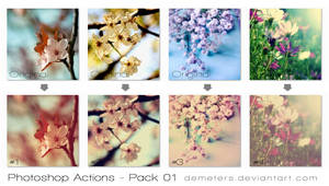 Photoshop Actions #01