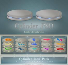 Cylinder .PSD