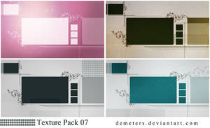 texture pack 07 by demeters