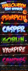 FREE Halloween Styles by Koolgfx by KoolGfx
