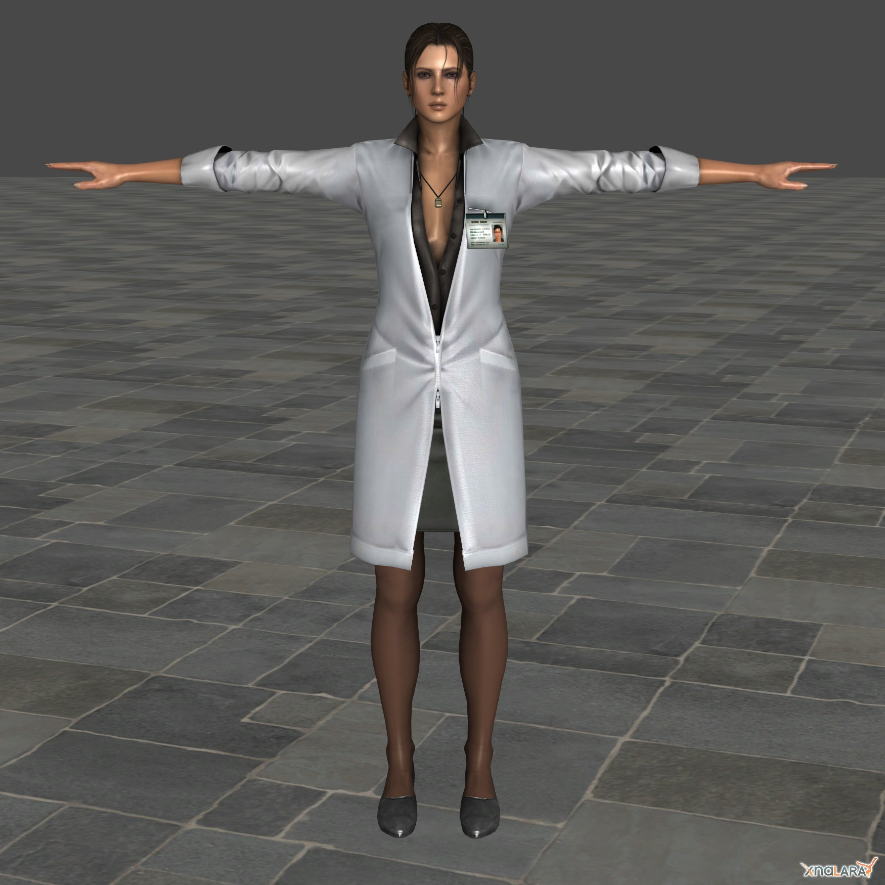 Metal Gear Solid 4 3d Models Free