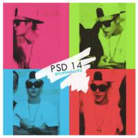 PSD14 by GayeBieber94