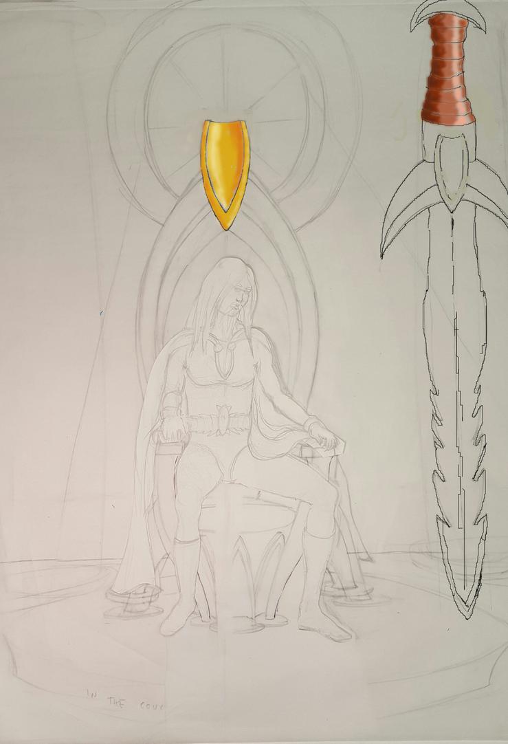 CotCK Sword by DrMorbius12