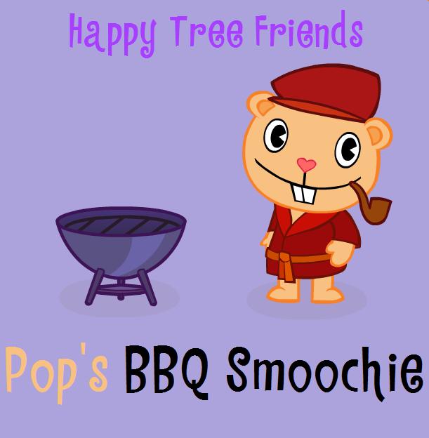 happy tree friends smoochies - 611×624