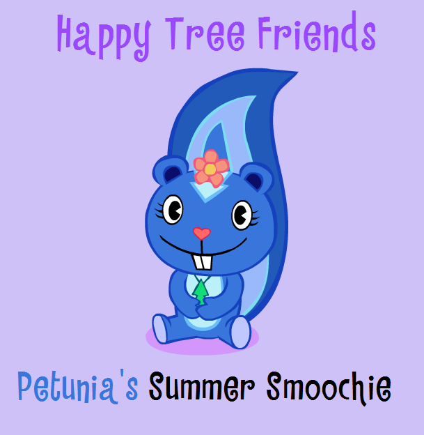happy tree friends smoochies - 609×624