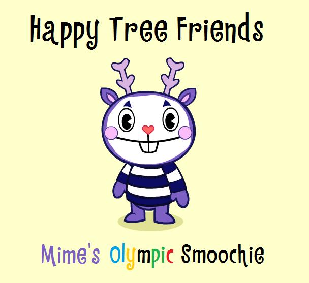 happy tree friends smoochies - 608×557