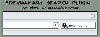 deviantART Search by bluespeed9