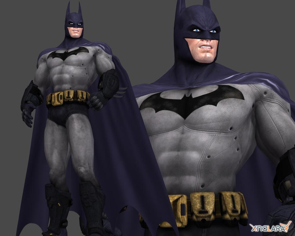 Batman Arkham City By XNALaraFanatic