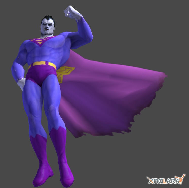DCUO Bizarro by XNALaraFanatic