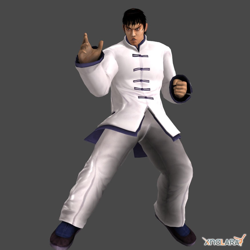 Tekken 6 Marshall Law by XNALaraFanatic