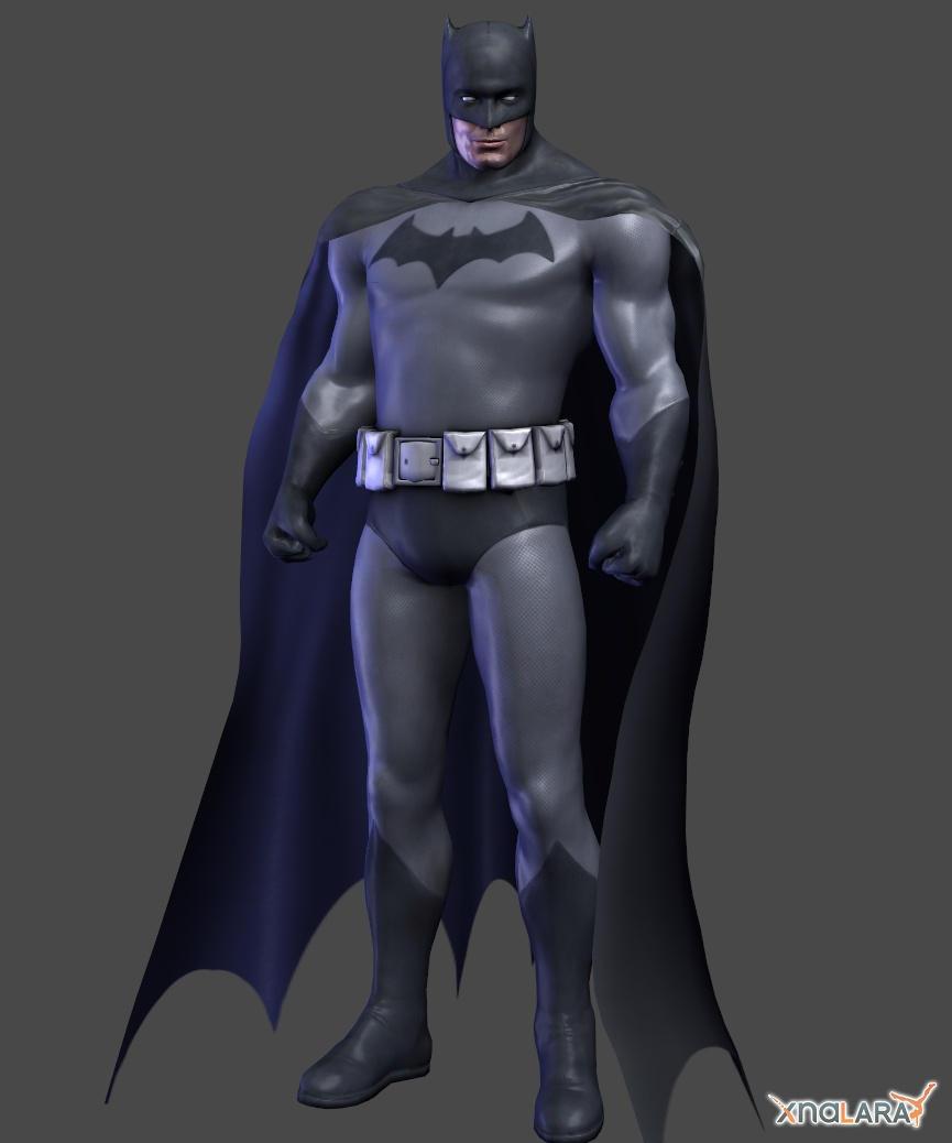 Batman: Arkham City Year 1 DLC by XNALaraFanatic