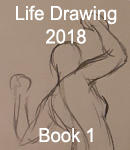 School Post - Life Drawing - Book1 by BlazeTBW