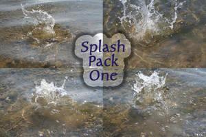 Splash Pack - 1 by Seductive-Stock