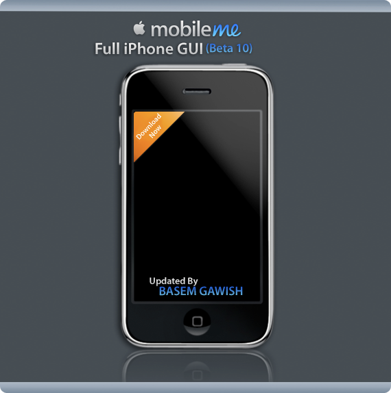 MobileMe Full GUI Beta10 by BG2009