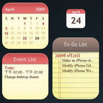 iPhone-styled Calendar