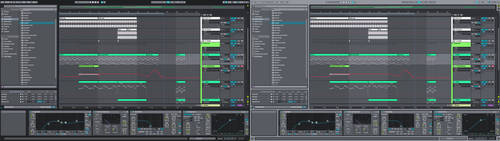 Ableton Live 9 Skins (original by pureav)