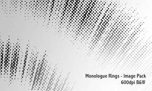 Monologue Rings - 600dpi