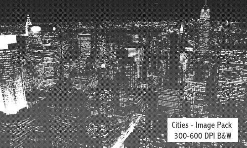 Cities - 300-600DPI