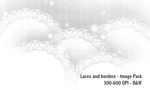 Laces 300-600 DPI