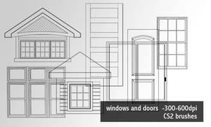 Windows and Doors - 600 DPI