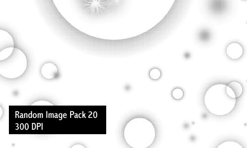 Random Image Pack 20 by screentones