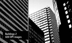 buildings 2 by screentones