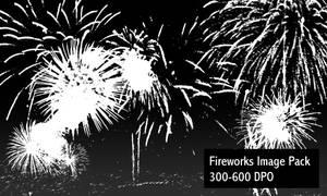 Fireworks Image Pack by screentones