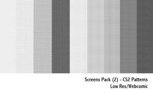 Screens Pack - CS2 patterns
