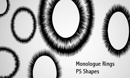 Monologue Rings