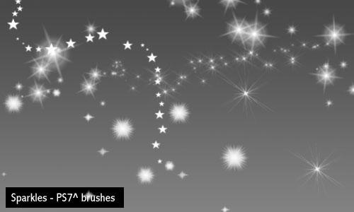 sparkle by screentones