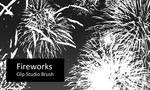 Fireworks - Clip Studio Brush