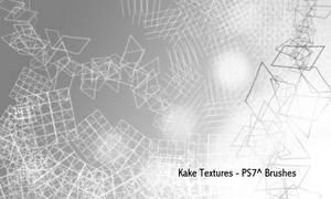 Kake textures by screentones