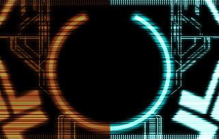 TRON .:. RINZLER For Nokia E5 by The-Hedgehog-Shadow