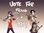 2nd Skullgirls DLC Character Vote!