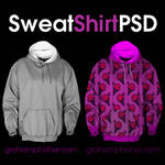 Sweat Shirt PSD