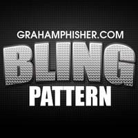 Bling Pattern by GrahamPhisherDotCom