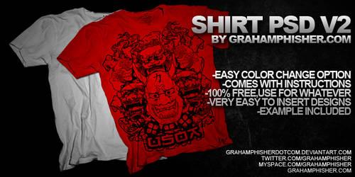 Shirt PSD V2