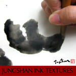Jungshan Ink textures by Jungshan