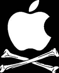 apple pirate by foxghent