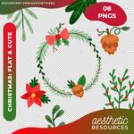 Cute Christmas [PNGs]