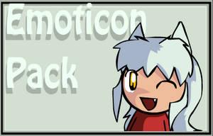 Fangirl emoticon pack- Inuyasha