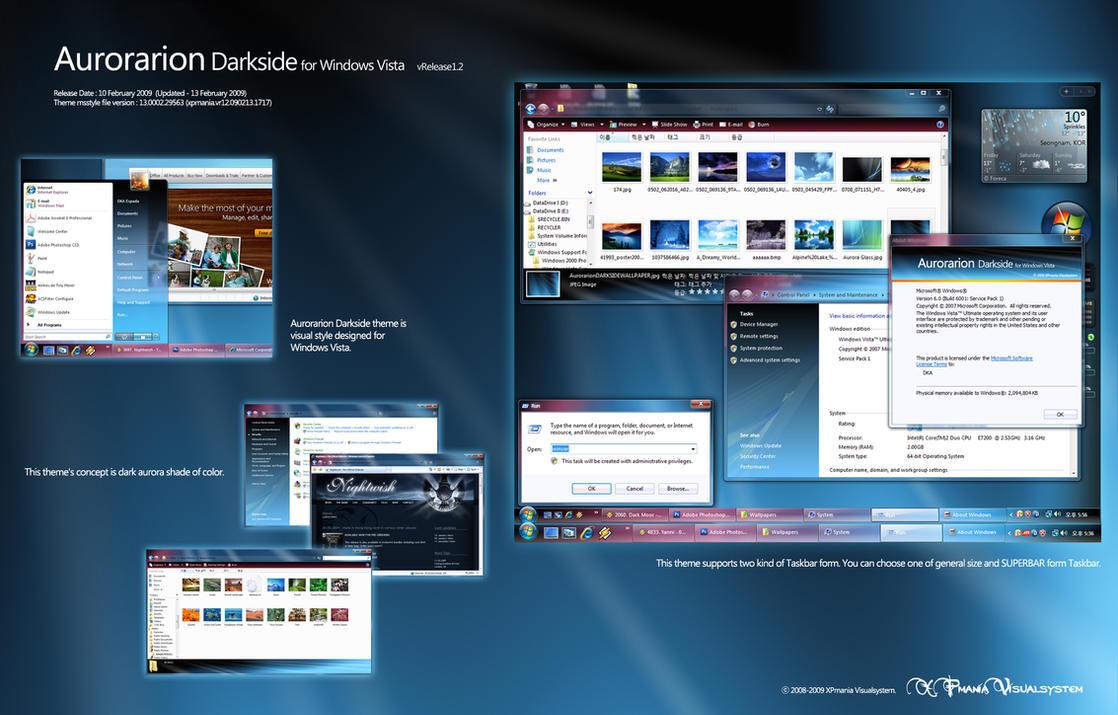 Aurorarion Darkside vR1.2 by XPmania